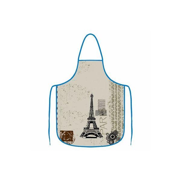 Kuchyňská zástěra - Paříž