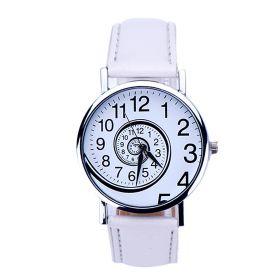Dámské hodinky Spiral bílé