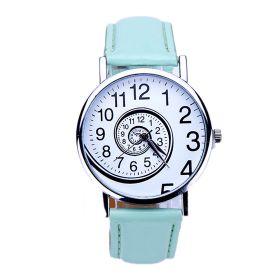Dámské hodinky Spiral tyrkysové