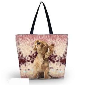 Huado nákupní a plážová taška - kokršpaněl