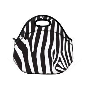 Huado termotaška z neoprénu- Zebra