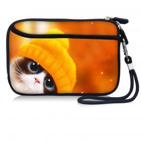 Huado kosmetické pouzdro Kotě v čepici