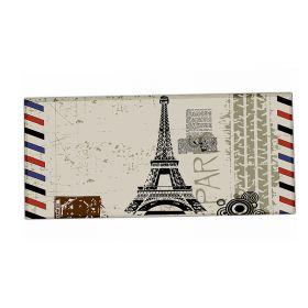 HUADO podložka na stůl 90 cm x 40 cm  Eiffelova věž