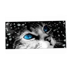 HUADO podložka na stůl 90 cm x 40 cm  Roztomilé kotě
