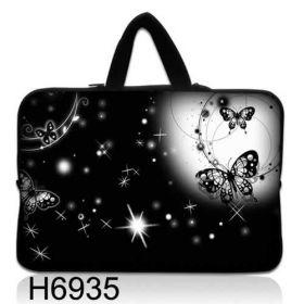 "Huado taška na notebook do 14.4"" Noční motýlci"