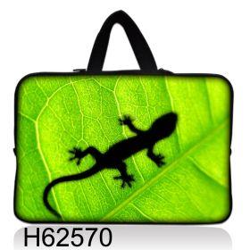 """Huado taška na notebook do 12.1"""" Zelený Gekon"""