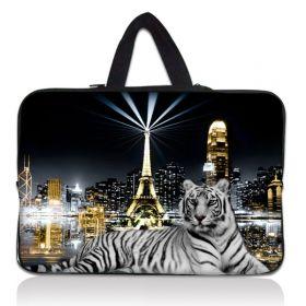 """Huado taška na notebook do 14.4"""" Bílý tygr"""