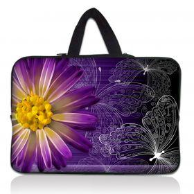 """Huado taška na notebook do 14.4"""" Gerbera a motýlci"""