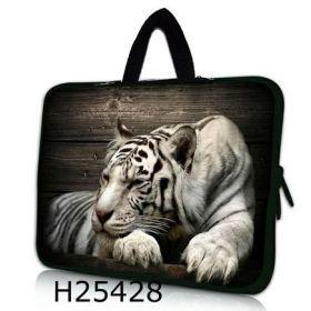 """Huado taška na notebook do 14.4"""" Tygr sibiřský"""