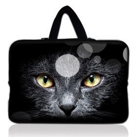"""Huado taška na notebook do 14.4"""" Kočičí oči"""