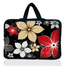 """Huado taška na notebook do 10.2"""" Večerní květy"""