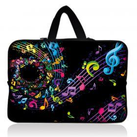 "Huado taška na notebook do 12.1"" Music song"