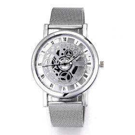 Dámské hodinky Skeleton View