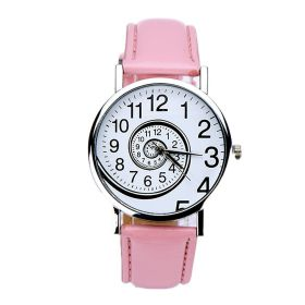 Dámské hodinky Spiral růžové