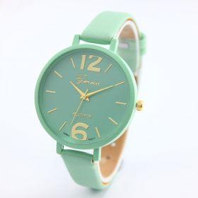 Geneva dámské hodinky Tyrkysové