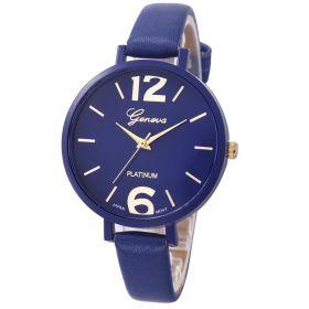Geneva dámské hodinky Modré