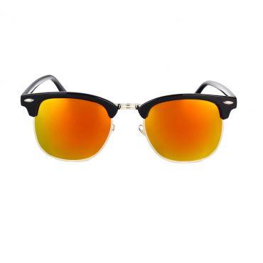 Sluneční polarizační brýle wayfarer Gentleman zrcadlové