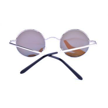 Sluneční polarizační brýle Lenonky modré zrcadlovky