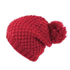 ArtOfPolo dámská čepice Paní zima Červená