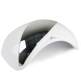K11 Duální led lampa na nehty 48W Silver