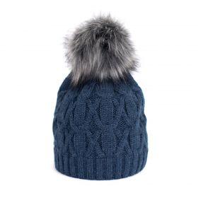 ArtOfPolo dámská zimní čepice Amanda Modrá