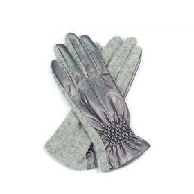 ArtOfPolo Vlněné rukavice s lemem