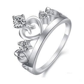 Prsten s krystaly Marry me