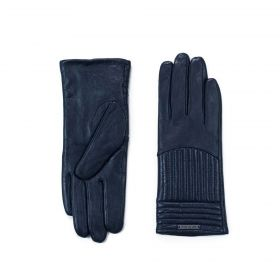 ArtOfPolo dámské kožené rukavice Rider Modré