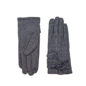 ArtOfPolo dámské rukavice Oxford Šedé