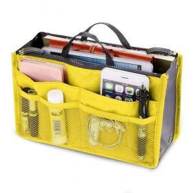 Organizér do kabelky Žlutý
