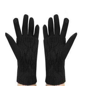 Dámské dotykové rukavice Touch It Černé