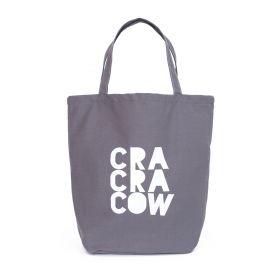Shopper nákupní taška Cracow City šedá