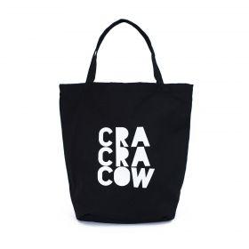 Shopper nákupní taška Cracow City Černá