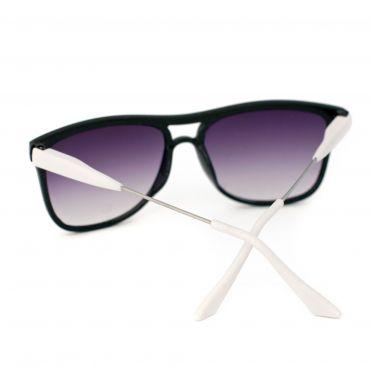 Unisex Sluneční brýle Sandra Černé