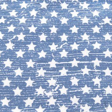 Dámské legíny USA Stardust Modré