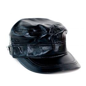 ArtOfPolo metalická kšiltovka Černá