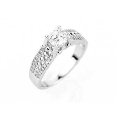 Prsten z chirurgické oceli EVana