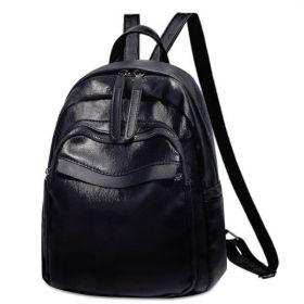 Střední batůžek CLASSIC Černý
