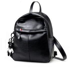 Střední batůžek CLASSIC REBEL Černý