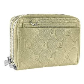 Piere Cardin dívčí peněženka s řetízkem Zlatá