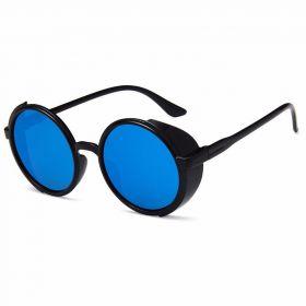 Okrouhlé sluneční brýle Round Blue zrcadlovky