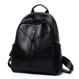 Střední batůžek CLASSIC ROMEO Černý