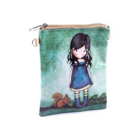 Dívčí kabelka přes rameno Holka veverka