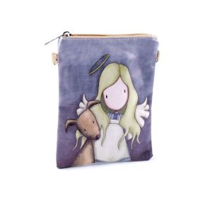 Dívčí kabelka přes rameno Holka andílek