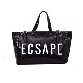 Dámská Cestovní taška Ecsape Černá