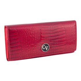 Cavaldi kožená peněženka Valerie Červená