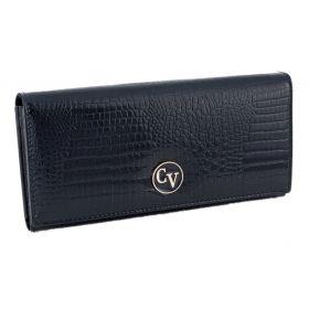 Cavaldi kožená peněženka Valerie Černá