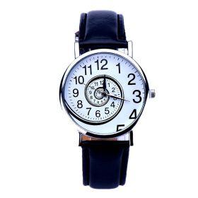 Dámské hodinky Spiral černé
