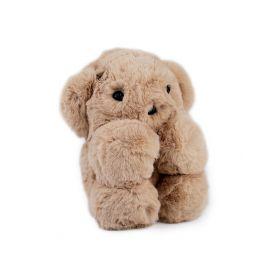 Kožešinový dětský batůžek Hnědý medvídek