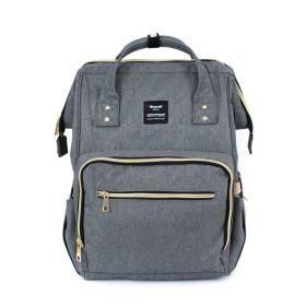 Himawari školní batoh nr12 Šedý